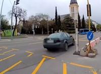 Szorgalmasan szedi áldozatait a Nagyvárad téri ideiglenes buszforduló – videó