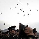 Kína figyelmeztette Washingtont