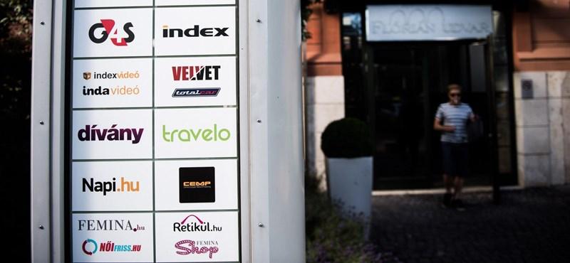 Nagy elánnal kritizálta az ellenzéki médiumokat az Index mögé került új KDNP-s tulajdonos
