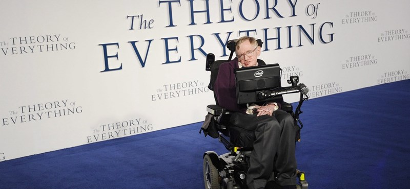 Sorsolni fogják, hogy ki lehet ott Stephen Hawking temetésén