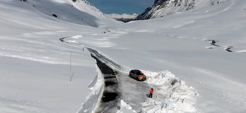 25 millióért takarították a havat három telephelyről, a rendőrség nem tudja, ez túlárazás-e