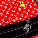 Eladóvá vált a 15 éves dubaji fiatal véleményes külcsínű szuper Ferrarija
