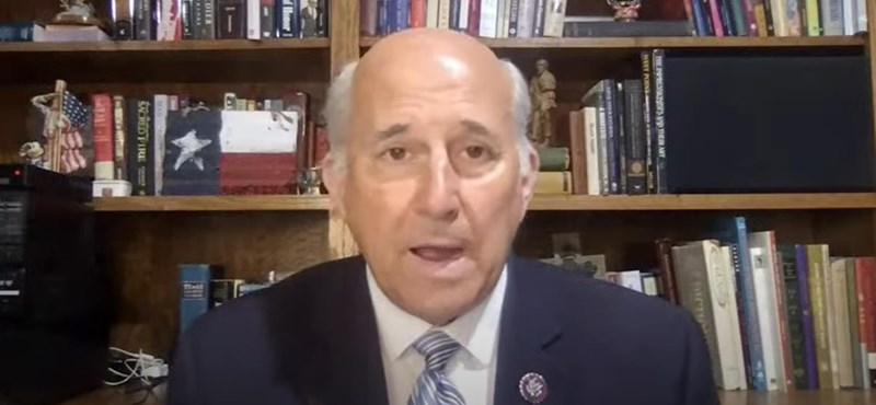 El republicano hizo una pregunta sobre el cambio climático Fue difícil hablar después - video