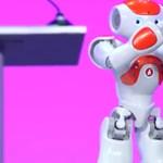 Ha ezt Asimov látná: 19 nyelven társalog a robot
