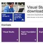 Letölthetők a Microsoft .NET 4.5 és a Visual Studio 2012 RC változatai
