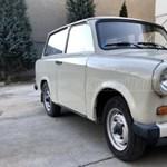 Első tulajdonosa árulja ezt a remek Trabant kombit