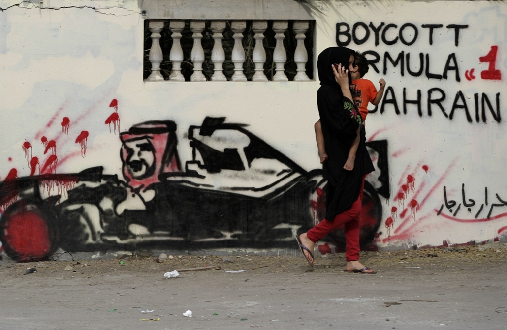 Forma-1 - elmarad a Bahreini nagydíj - Nagyítás-fotógaléria