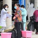 Kínában napok óta nincs új fertőzött