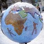 Tüntetés Budapesten az éghajlat védelméért