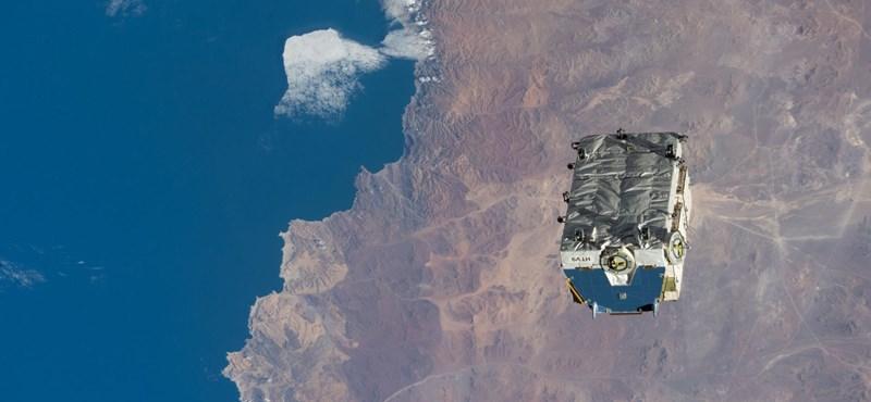 A valaha volt legnagyobb űrszemetet indította útjára a Nemzetközi Űrállomás