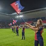 Győzelemmel avatta fel stadionját a Vidi – fotók