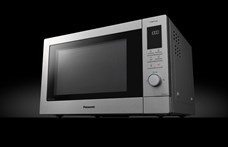 A Panasonic új mikrója magától felismeri, meddig kell melegíteni az ételt