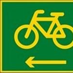 Sokat segít a bicikliseknek ez a tábla, mégsem ismert – fotó