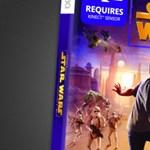 Április 3-án debütál a Kinect Star Wars
