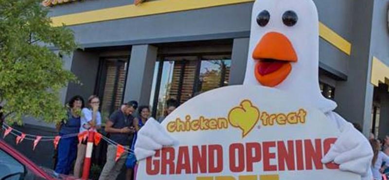 Csirkére bízták a közösségi médiát egy ausztrál gyorsétteremben