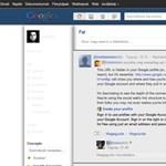 Extra téma a Google Plus-hoz a Chrome-ban