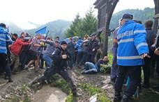 Már a román főügyészség vizsgálja az úzvölgyi temető elfoglalásának ügyét