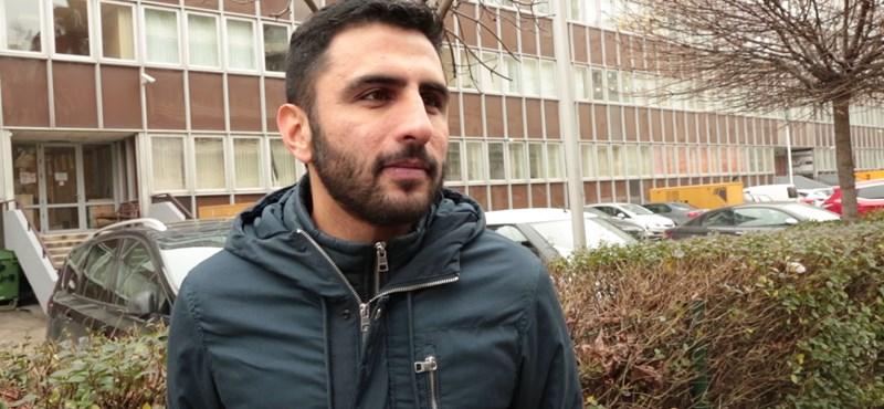 Janan Mirwais: Amíg meg nem szólalok, én vagyok a migráns, az ördög maga