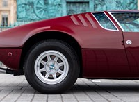 Az olasz sportkocsik kvintesszenciája: új gazdájára vár egy gyönyörű régi De Tomaso