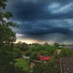 Felhőszakadás söpört végig Magyarországon, több mint hetven település maradt áram nélkül