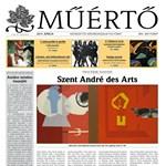 Megjelent a Műértő áprilisi lapszáma