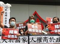 Kína az első nap megmutatta, mit jelent a hongkongi biztonsági törvény