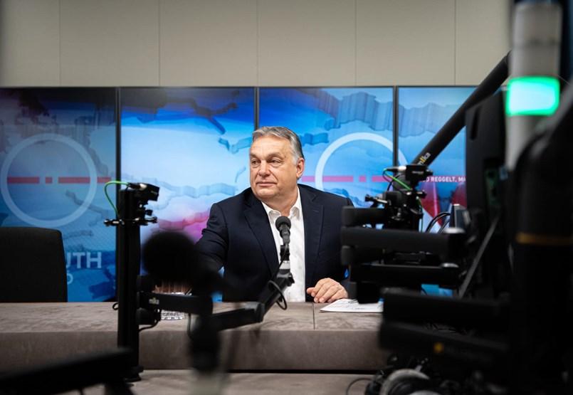Orbán Viktor: A bölcsődék nyitva maradnak még, a virágboltok csak keddtől zárnak