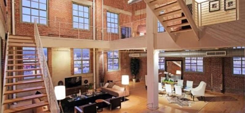 Loft lakások után itt a loft város