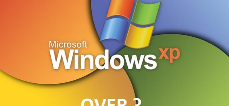 Vannak, akiknél továbbra is támogatja a Microsoft a Windows XP-t