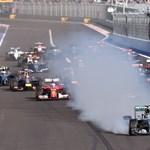 Onnan kapott gyomrost Nico Rosberg, ahonnan nem is számított rá