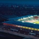 Nézzen be a Vidi új, 14 milliárdos stadionjába – videó