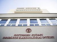 Pozitív lett a koronavírus tesztje a kardiológiai intézet főigazgatójának