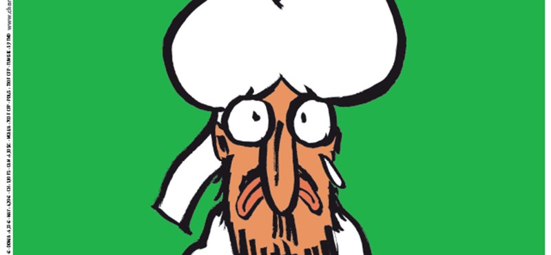 Mohamed-karikatúrákkal készül a Charlie Hebdo az új számban