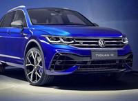 Alaposan megújult a Volkswagen Tiguan