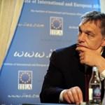 Orbán szerint Európa erősebb, mint fél éve, csak nem érezzük