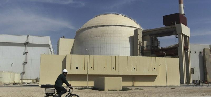 A világ vezetői felszólították Iránt, tartsa be az atomalkut