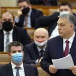 Orbán az őszödi beszédből idézett a Parlamentben – videó