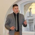 Hungarista szervezet tagja az új hallgatói mozgalom vezetője