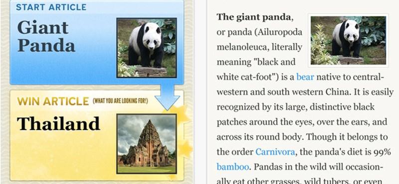 A legszórakoztatóbb dolog, ami a Wikipédiából kihozható