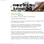 Szerbia NATO-bombázása sem tetszett a norvég mészárosnak