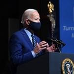Megszavazták Biden 1900 milliárd dolláros mentőcsomagját