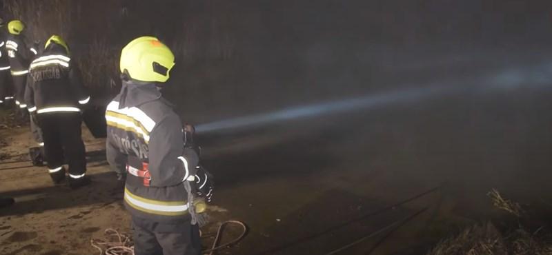 A GPS-t követte a Dunába hajtó sofőr, azt hitte, hogy lesz ott egy híd