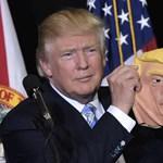 Japán leokézta Donald Trumpot