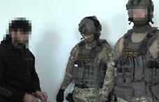 Letartóztatásban marad Hasszán F.