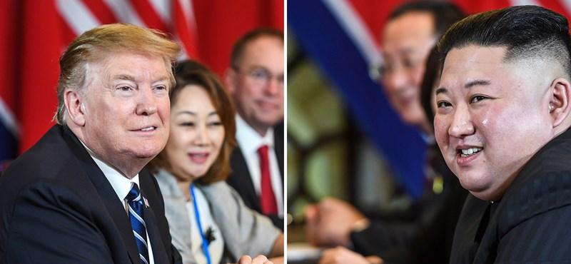 Trump: Boldog szülinapot, Kim Dzsong Un
