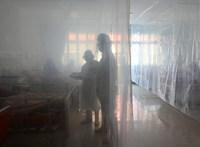 Újabb 56 ember halálát okozta a koronavírus-fertőzés Magyarországon