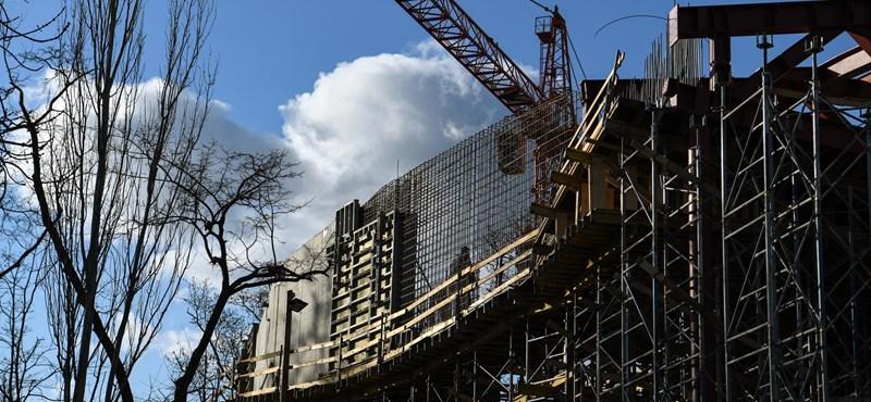 Lassan egy Lánchíd-felújítás is kijönne abból, amennyivel a Magyar Zene Háza drágult