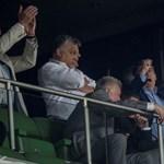Rangos londoni futballgálán ünnepelt Mészáros Lőrinc a Felcsúttal