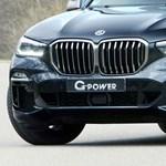 475 lóerőre húzták a BMW 4-turbós csúcsdízelét