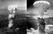 Hirosimában azt hitték, vége a világnak – 75 éve dobták le az első atombombát